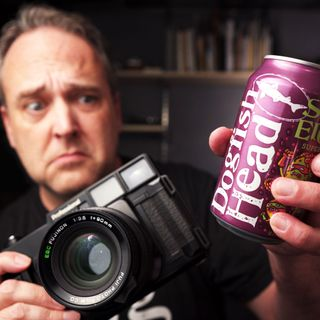 Can You Develop FILM in BEER?!?!?
