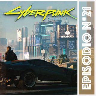 Ep.21 - Che gioco sarà Cyberpunk 2077 + Disco Elysium