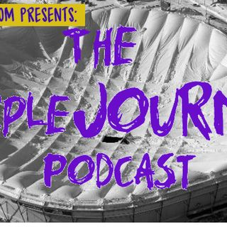 The purpleJOURNAL Podcast - Kirk Cousins has Landed (w Special Guest Michael Rand of the Star Tribune)