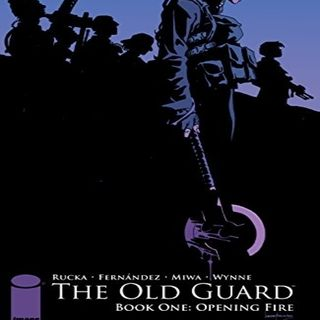 Source Material Live: The Old Guard, Book One - Opening Fire