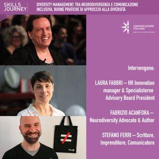 23°Skills Journey | Tra Neurodivergenza e Comunicazione Inclusiva, buone Pratiche di approccio alla diversità | Speexx
