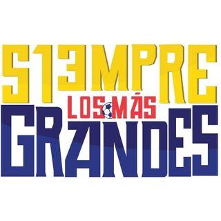 LOS MÁS GRANDES Temporada 4 programa 002. Enero 23, 2019.