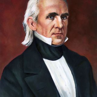 10: James Polk: Can we talk about something else?