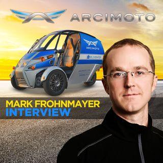 24.  $FUV Growth Potential w/ Food Delivery Focus | Arcimoto CEO Mark Frohnmayer