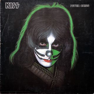 Controversial Peter Criss Solo Album Take