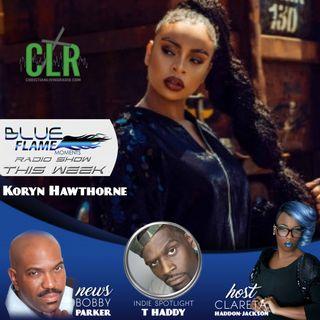 Blue Flame Radio Koryn Hawthrone