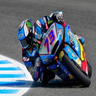 Moto 2 - Marquez jr asso pigliatutto