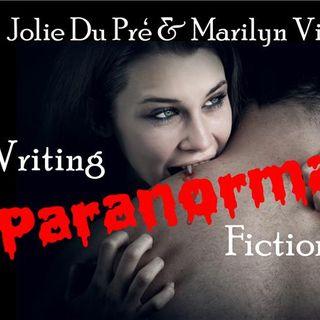 Indie Book Rebels #6 - Writing Paranormal Fiction - Jolie Du Pre, Marilyn Vix