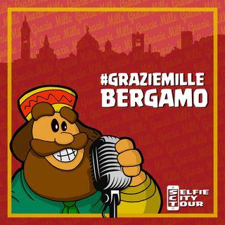 Selfie City Tour Bergamo | I lavatoi di Bergamo Alta #graziemillebg