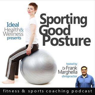 Coach Marghella Gets Grilled on His Patient's Podcast @holisticallyhealthieryou