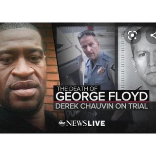 George Floyd - The Law Of Cause & Effect: 619-768-2945