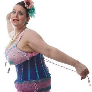 Harry & Edna on the Wireless ~ Burlesque artist Mamma Jenufa