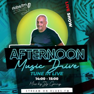 Monday Grooves with Dj Garry