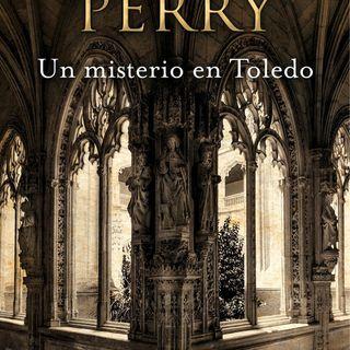 #Podcast Anne Perry Un misterio en Toledo y la Reportera del crimen