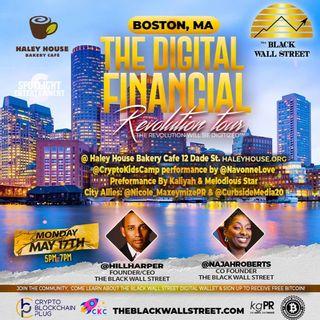 The Black Wall Street Tour Boston 2021