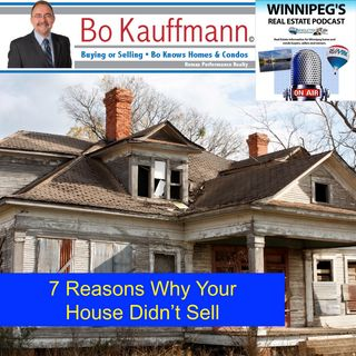 7 Reasons Why A Home Fails To Sell