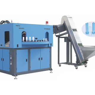 Daily maintenance specifications for blow molding machines