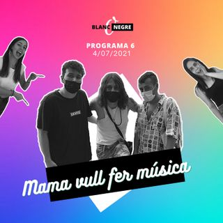 Mama vull fer música
