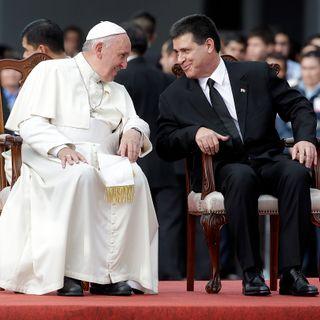 Panel de Especialistas - Las noticias del dia que vino el Papa.