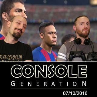 Gears of War 4 (impressioni), PES 2017 e altro! - CG Live 07/10/2016