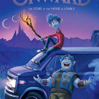 Ep. 88 Onward Review