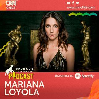 MARIANA LOYOLA 🎧 Q&A Podcast 28º Festival Internacional de Cine de Valdivia