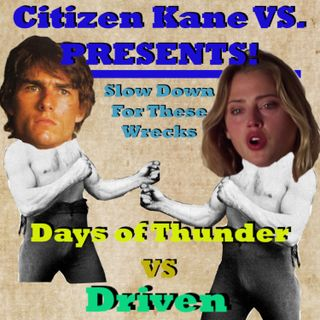 Days of Thunder vs Driven