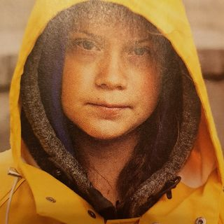 Speak Up : Greta Thunberg