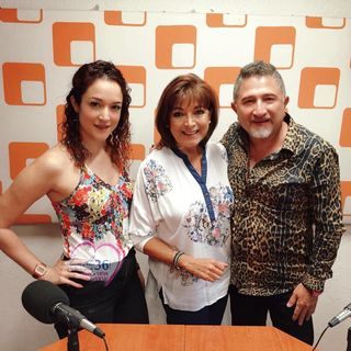 """El Dr. Rubén Carbajal y María Mendoza te invitan a ver: """"A un orgasmo del divorcio"""""""