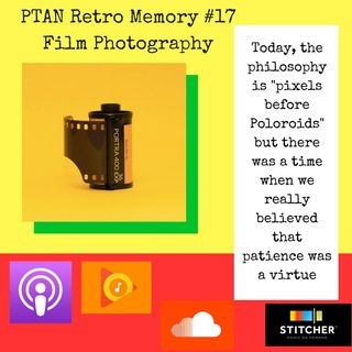 Retro Memory #17 - Film Photography