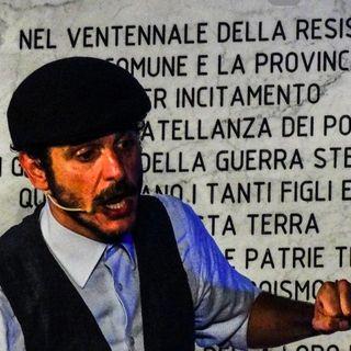 """Palco Reale """"MAROCCHINATE"""" Federico Raponi incontra Ariele Vincenti"""