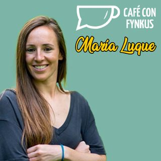☕ Un café con María Luke CEO de FIXME