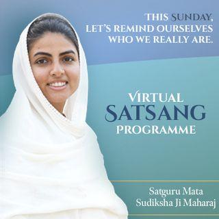 Satsang Programme (Sunday): August 01, 2021