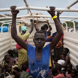 Sudan del sur país maldito Epi #14