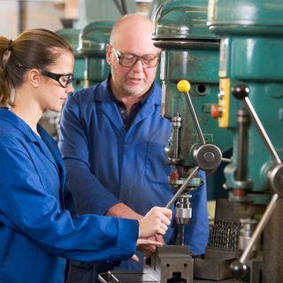 Trump Promotes Apprenticeships