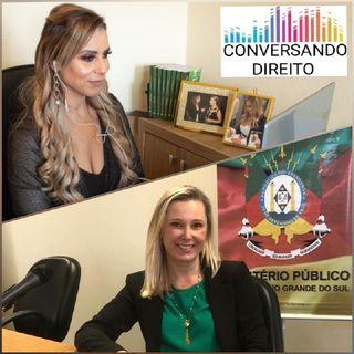 """Conversando Direito #27 - Entrevista sobre o Projeto """"Fale Com Elas"""""""