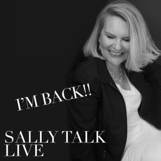 SallyTalk Live Announcement
