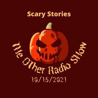 Episode XVI - Scary Stories