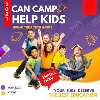 Can Camp Help Kids Break Their Tech Habit