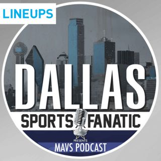 D-Town Sports Bar Podcast Ep 7: Mavs are down in Mexico to take on the Pistons!