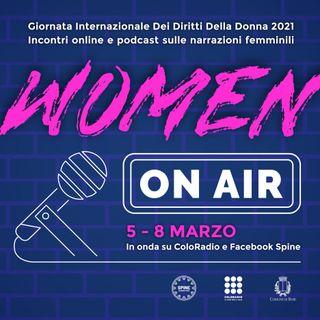 Women On Air | La Tenda Rossa