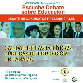 Debate Presidencial sobre Educación #escucha