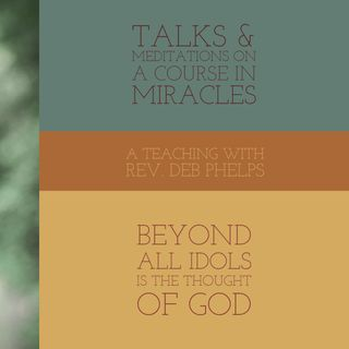 Beyond All Idols is the Thought of God