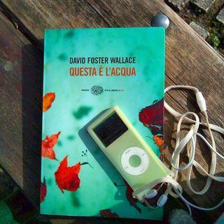 La consapevolezza, Questa è l'acqua di David Foster Wallace