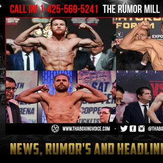 """☎️Canelo Offered """"New Incentives"""" to FACE Golovkin in Trilogy🔥Billy Joe Saunders🇬🇧Ryota Murata🇯🇵"""