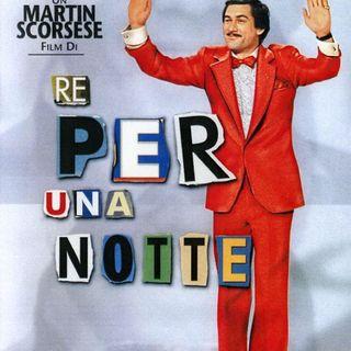 Re per una notte: di Martin Scorsese, con Robert De Niro