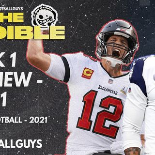 The Audible - Week 1 Preview part one - 2021 Fantasy Football