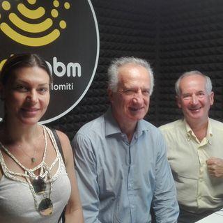 Luciana Rosso, Olvacir J. Bez Fontana e Elvio Bez Fontana