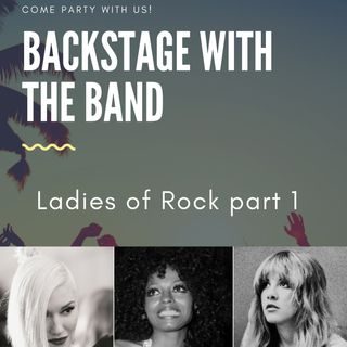 Episode 2 - Ladies Of Rock Part 1
