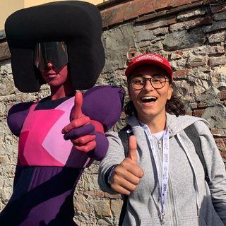 #lucca Il fandom più grande di Lucca 19